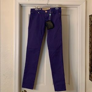 Jacob Cohen purple jeans